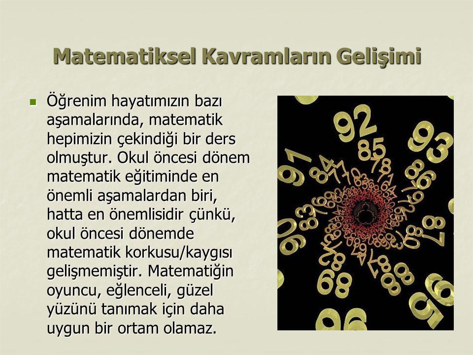 Matematiksel Kavramların Gelişimi