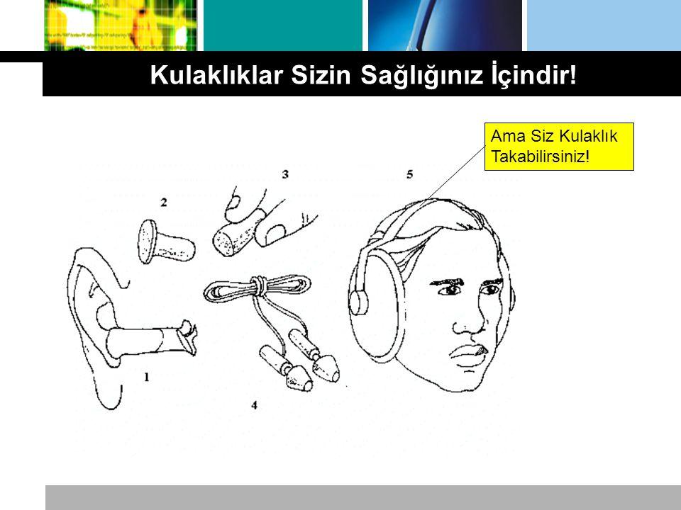 Kulaklıklar Sizin Sağlığınız İçindir!