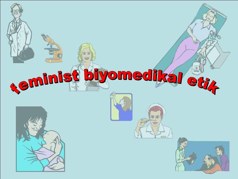 feminist biyomedikal etik