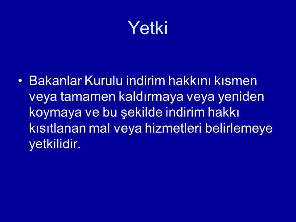 Yetki