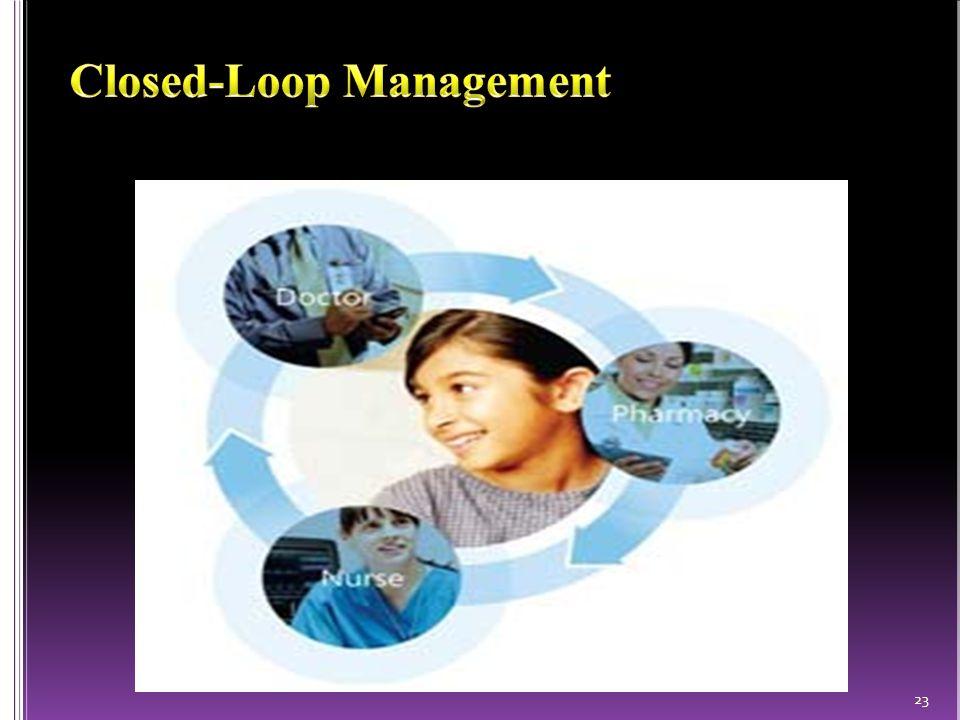 Closed-Loop Management