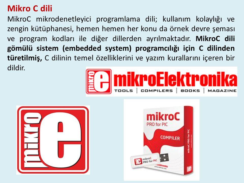 Mikro C dili