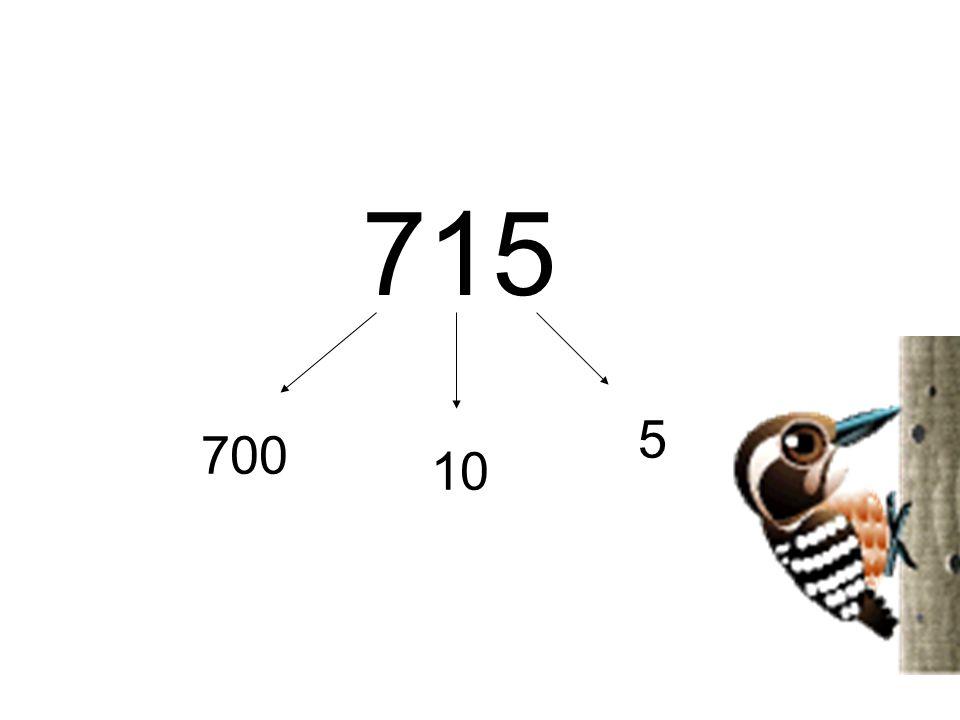 715 5 700 10