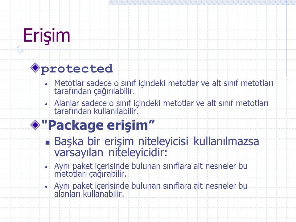 Erişim protected Package erişim
