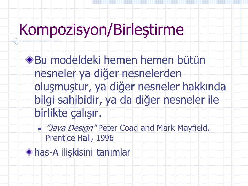 Kompozisyon/Birleştirme
