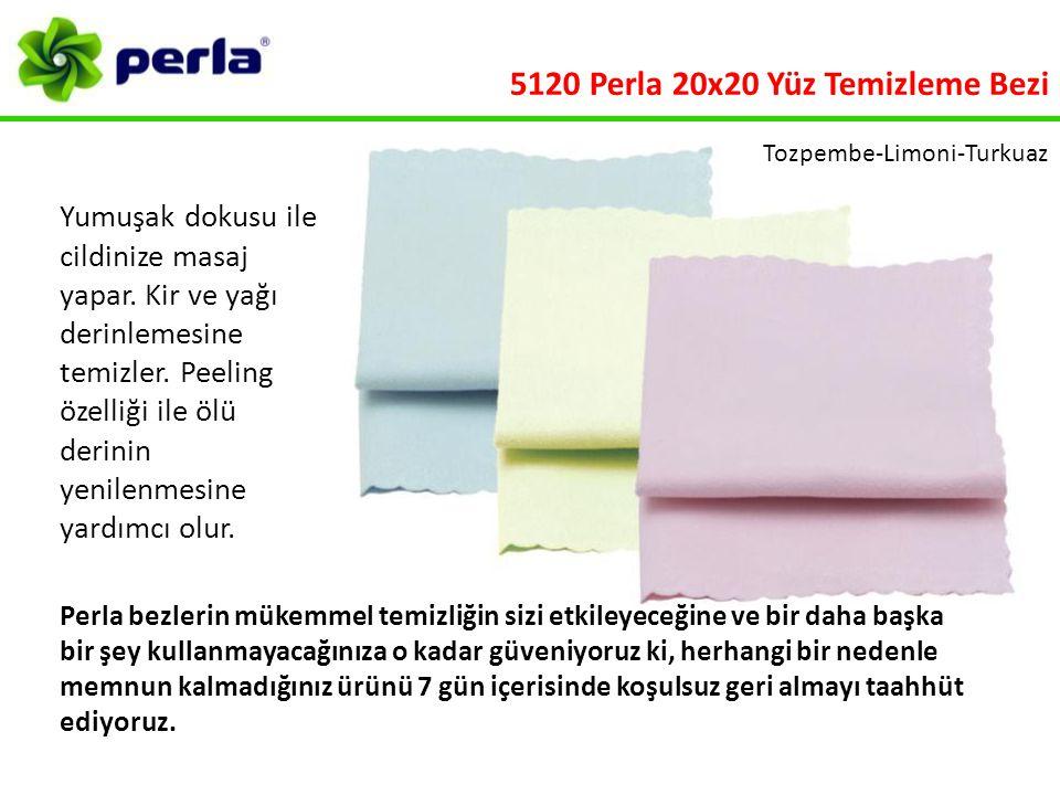 5120 Perla 20x20 Yüz Temizleme Bezi