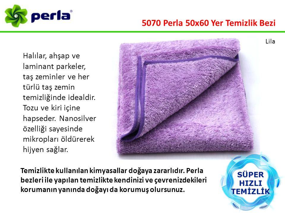 5070 Perla 50x60 Yer Temizlik Bezi