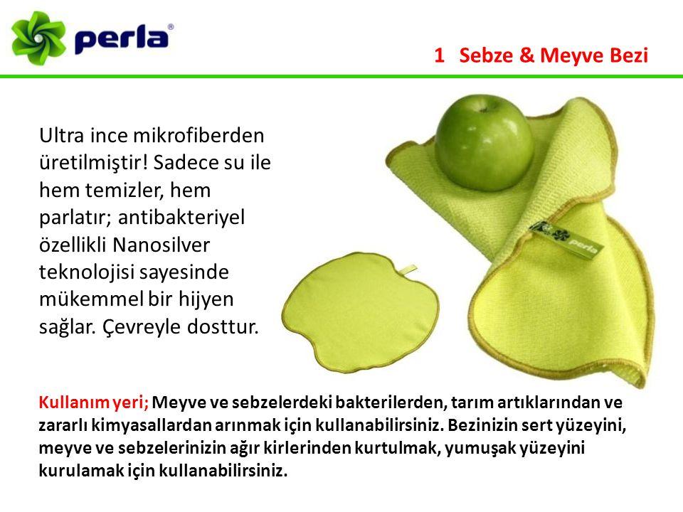 Sebze & Meyve Bezi