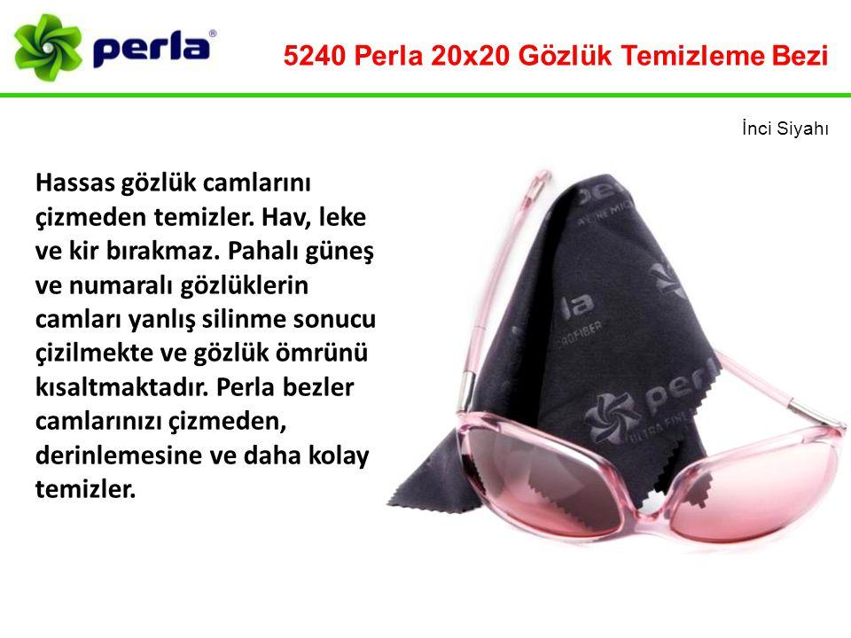 5240 Perla 20x20 Gözlük Temizleme Bezi