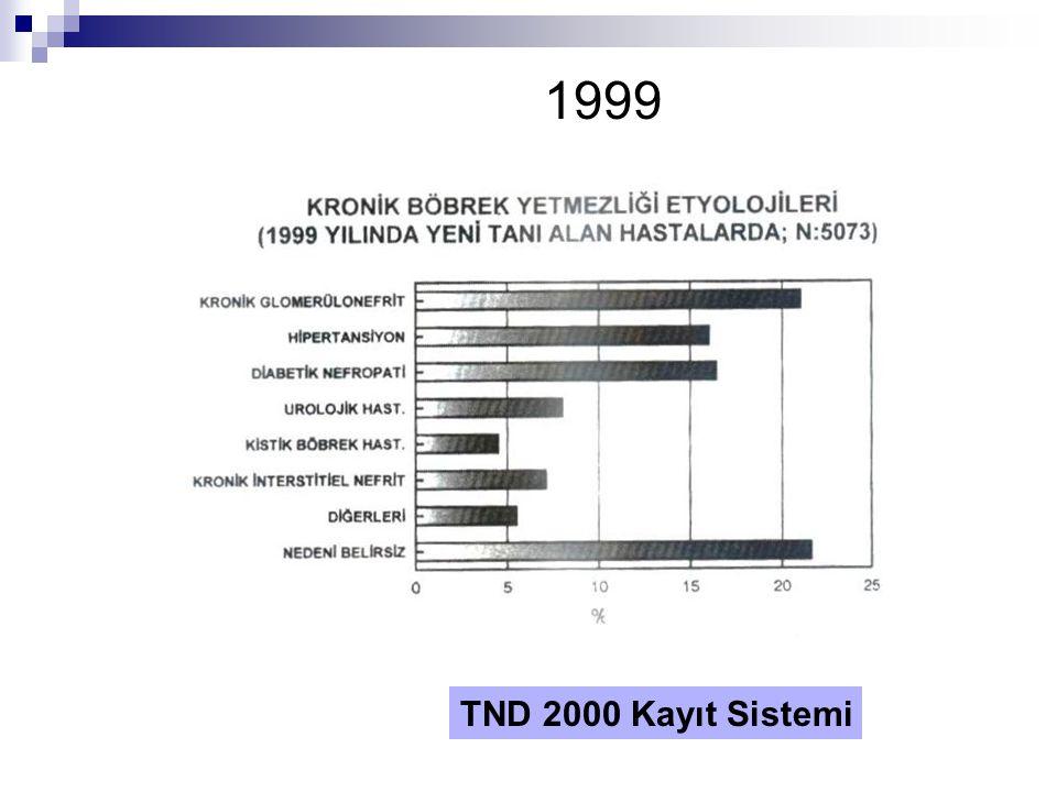 1999 TND 2000 Kayıt Sistemi