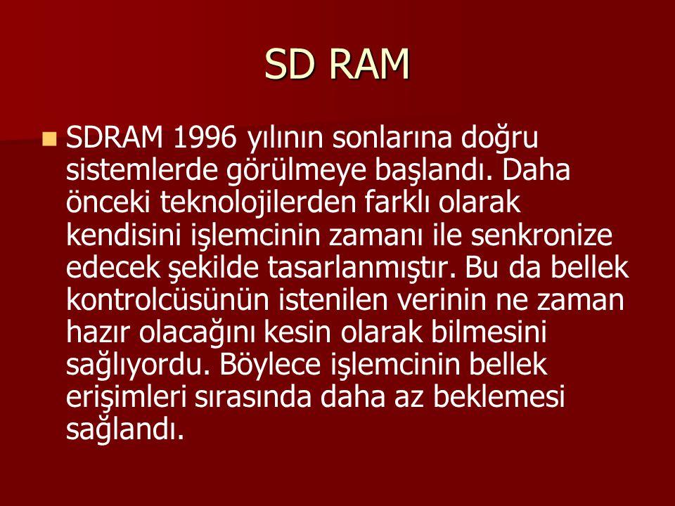 SD RAM
