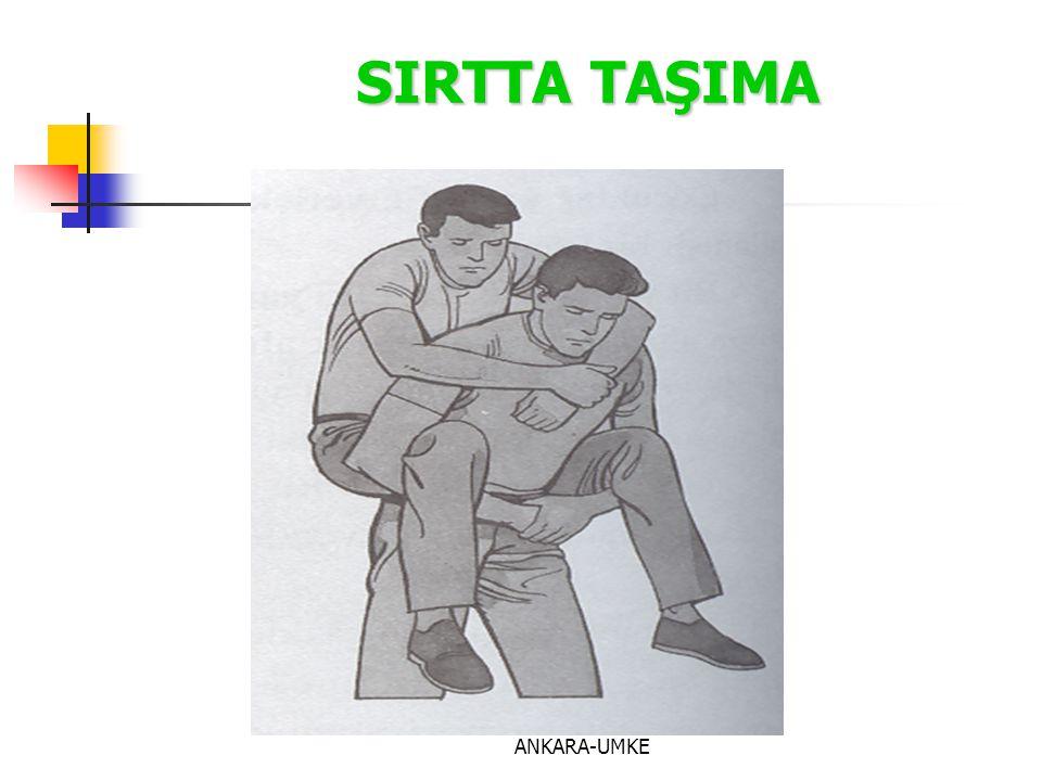 SIRTTA TAŞIMA ANKARA-UMKE