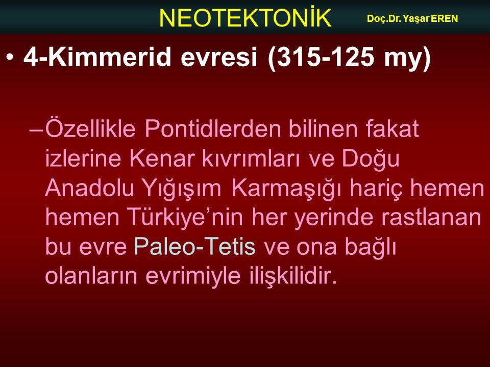 4-Kimmerid evresi (315-125 my)