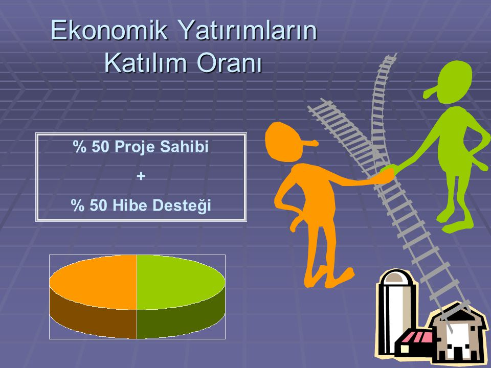 Ekonomik Yatırımların Katılım Oranı