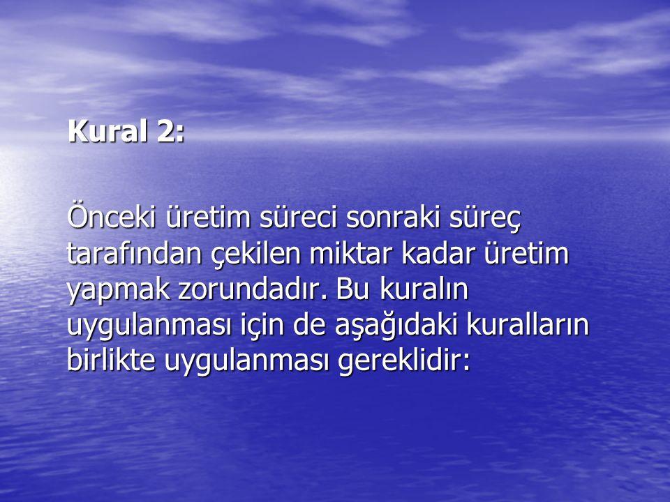Kural 2: