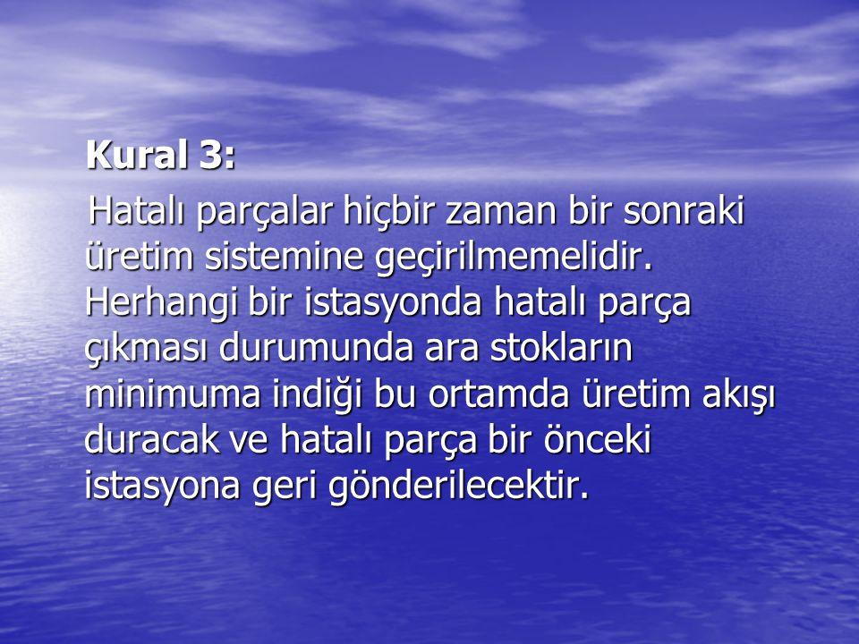 Kural 3: