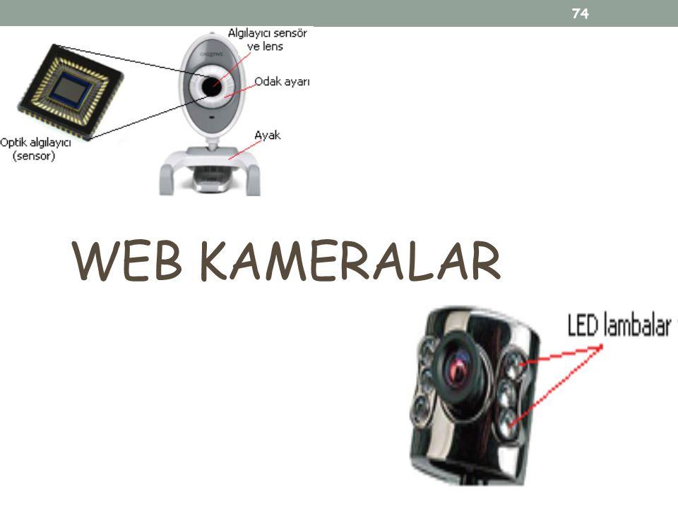 WEB KAMERALAR