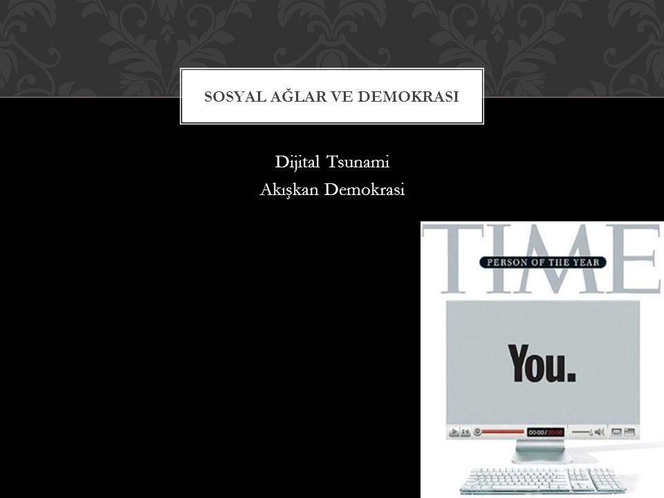 Sosyal ağlar ve demokrasi