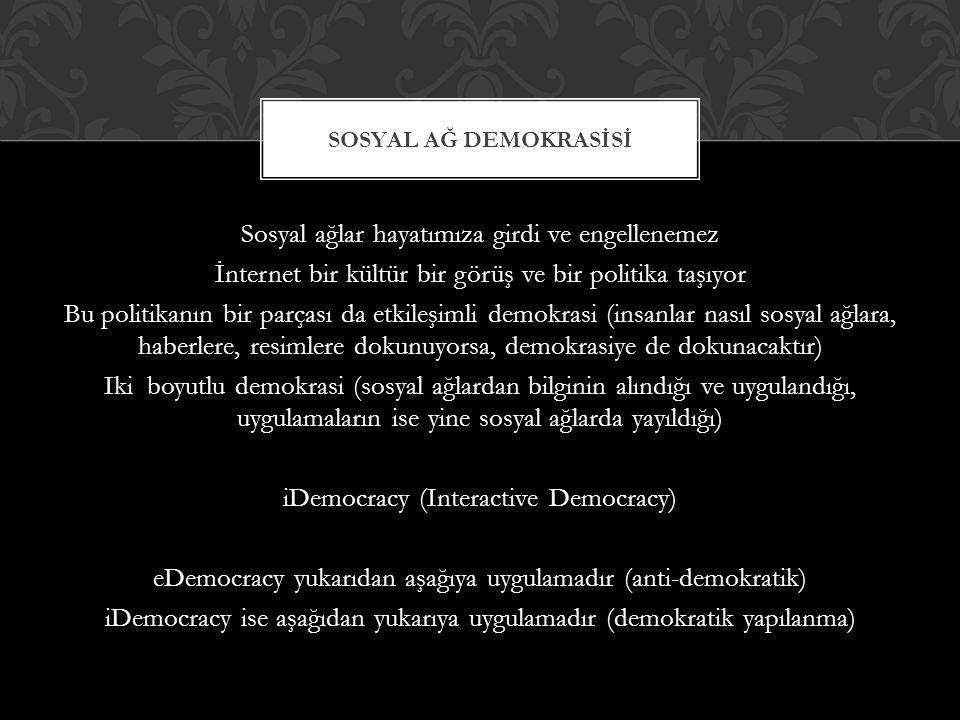 Sosyal Ağ DemokrasİSİ