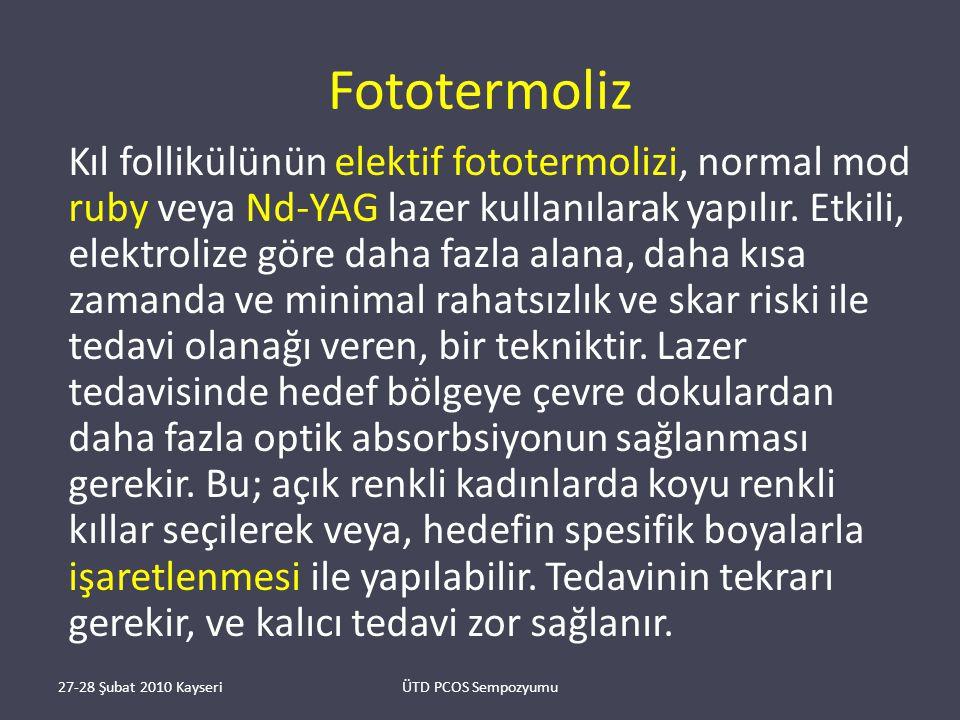 Fototermoliz