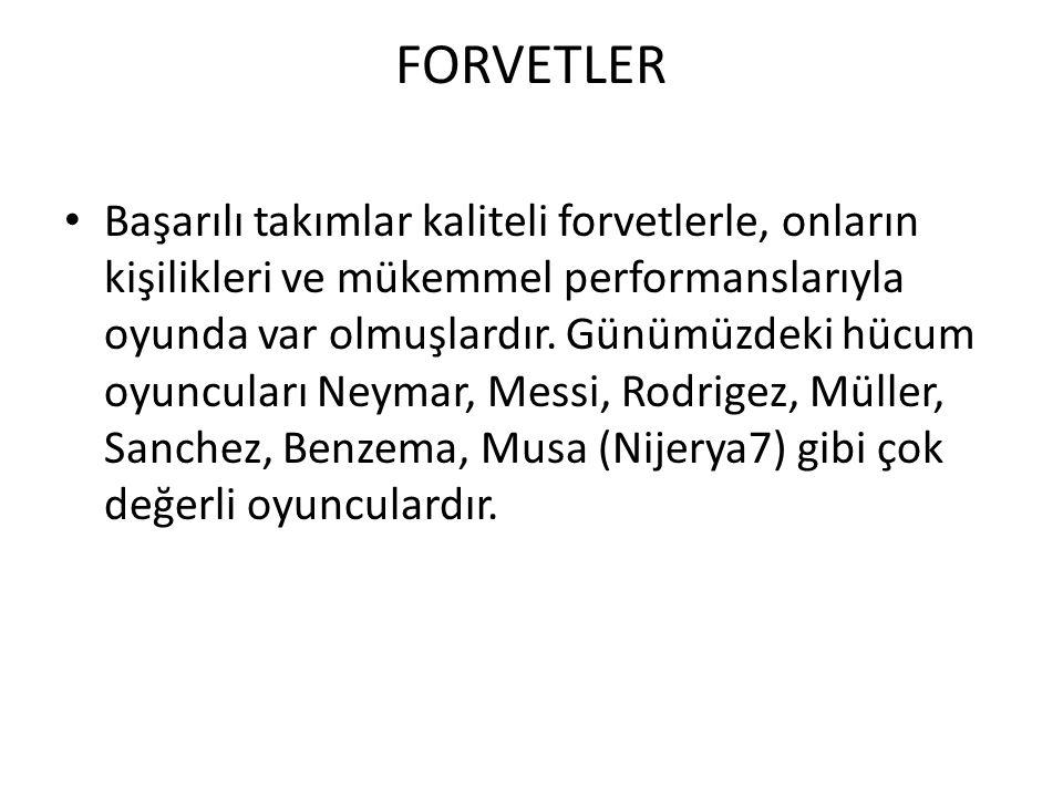 FORVETLER