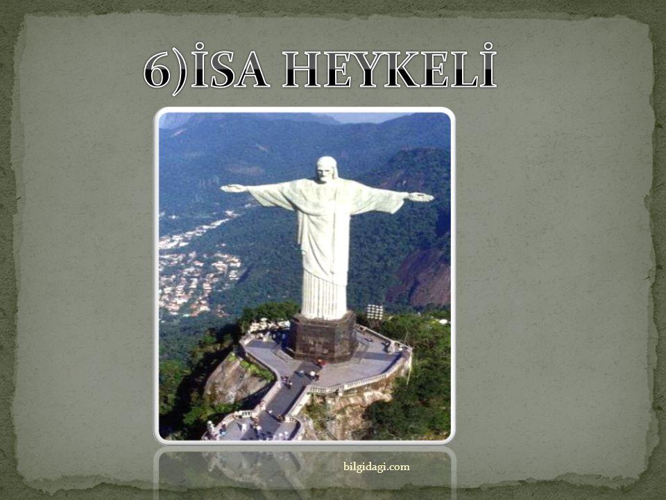 6)İSA HEYKELİ bilgidagi.com
