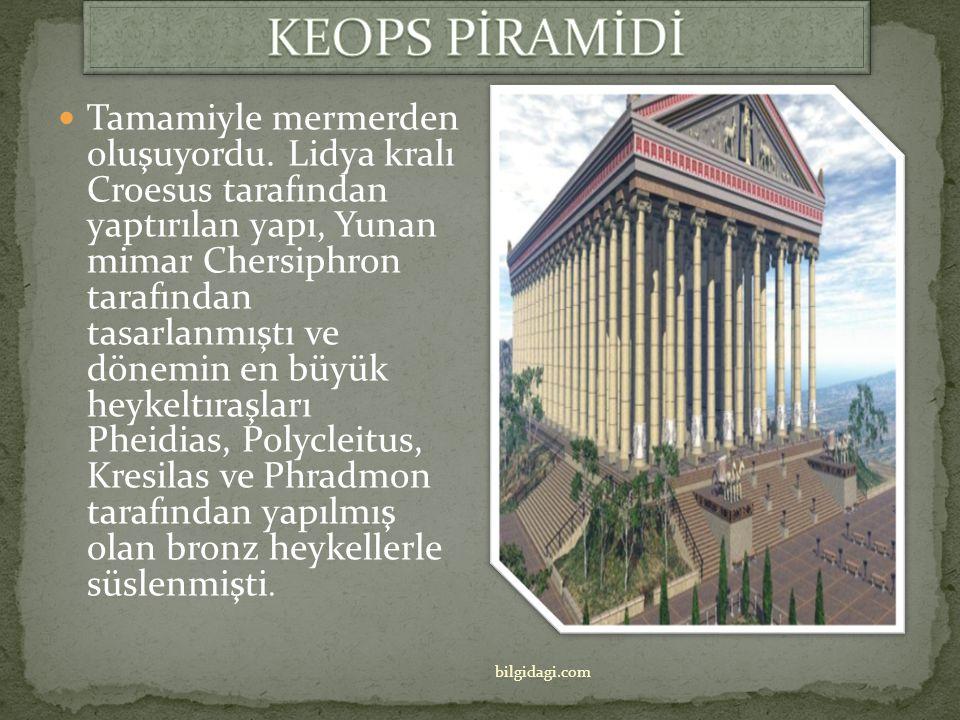 KEOPS PİRAMİDİ