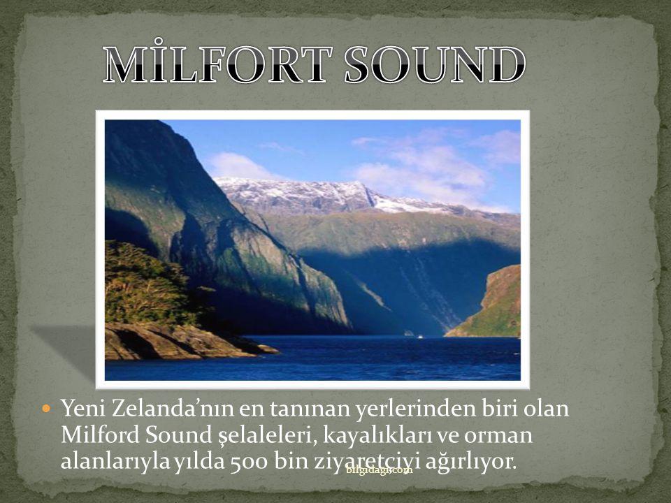 MİLFORT SOUND