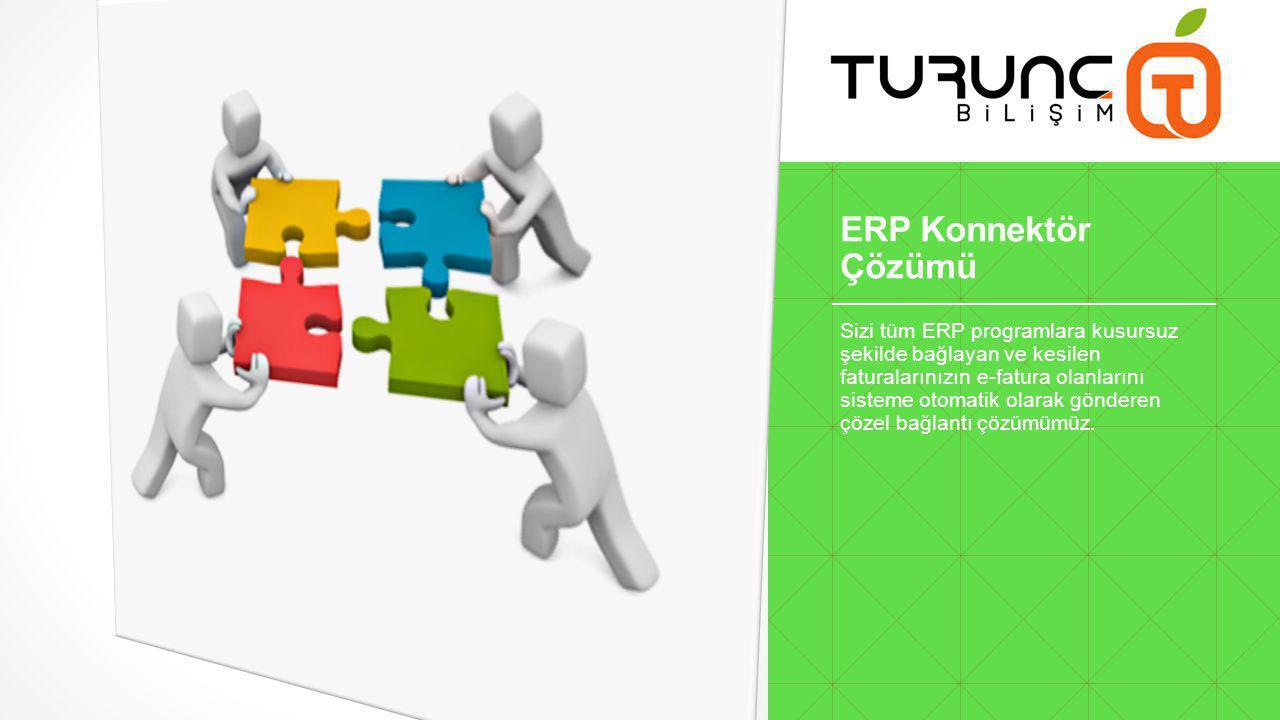 ERP Konnektör Çözümü