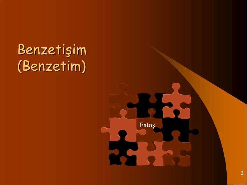 Benzetişim (Benzetim)