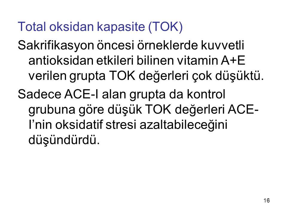 Total oksidan kapasite (TOK)