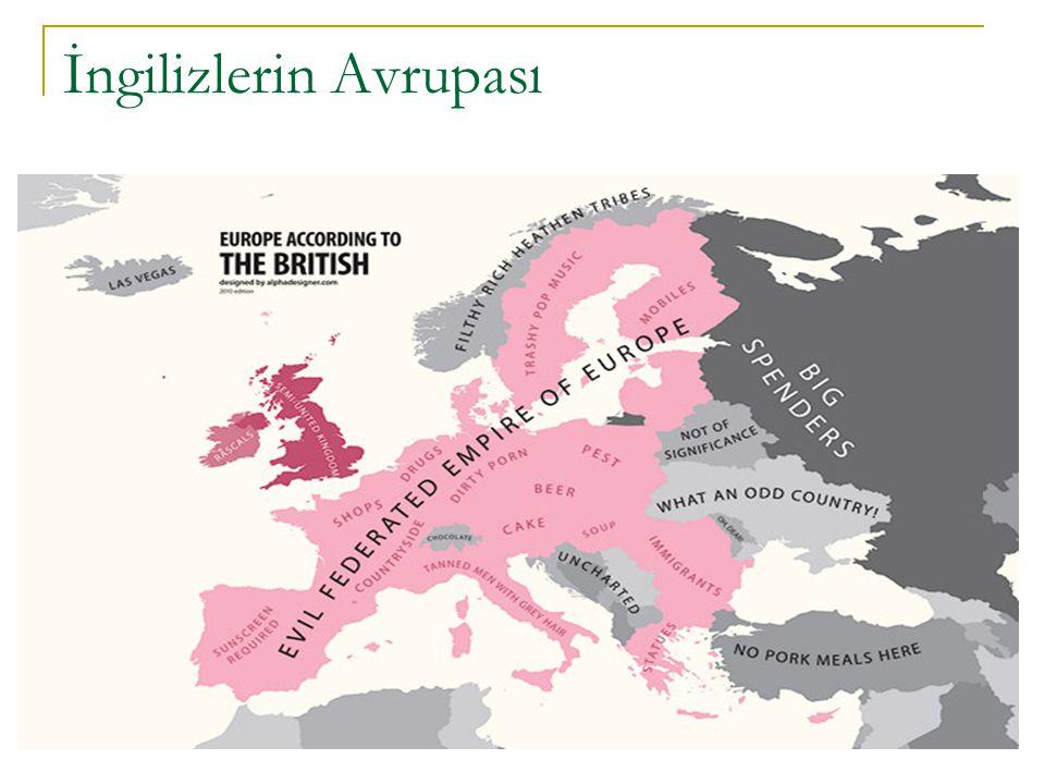 İngilizlerin Avrupası