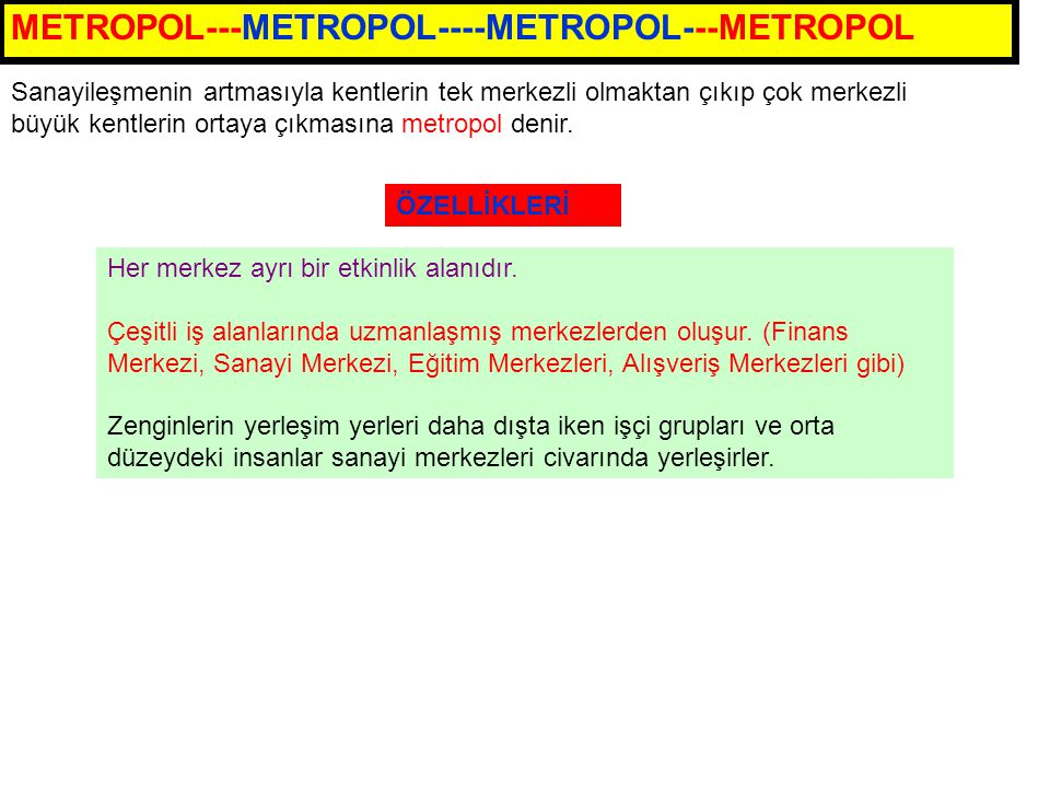 METROPOL---METROPOL----METROPOL---METROPOL