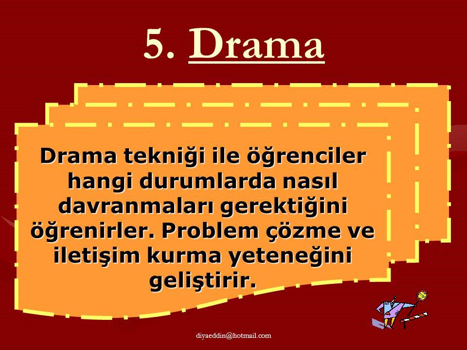 5. Drama