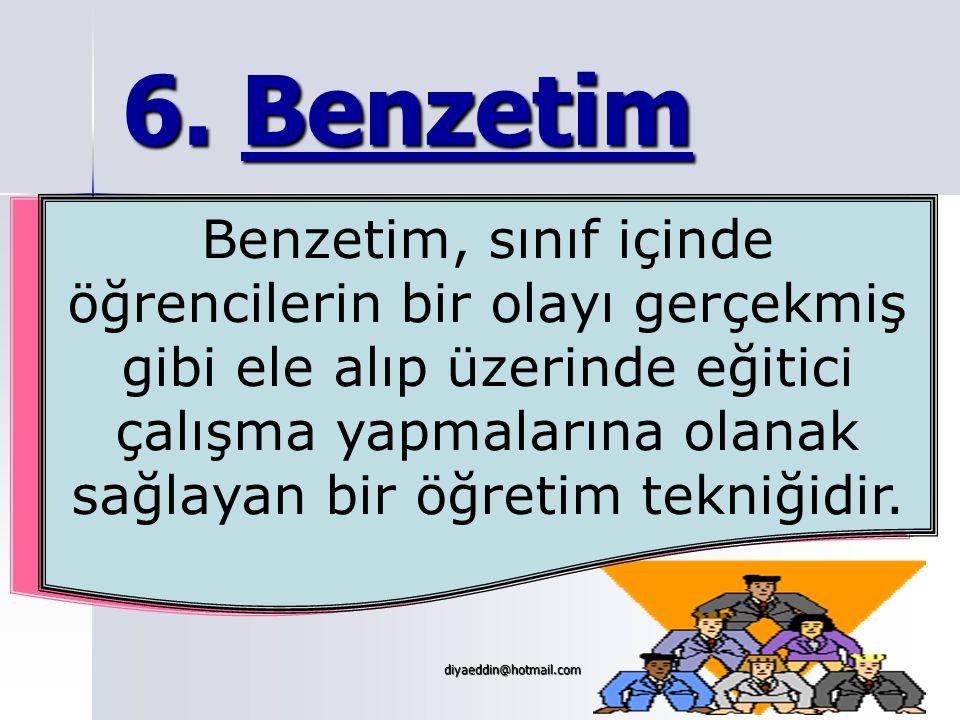 6. Benzetim