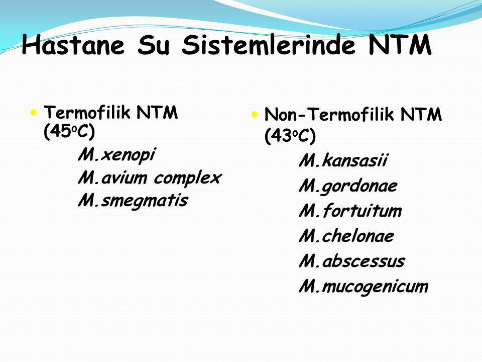 Hastane Su Sistemlerinde NTM