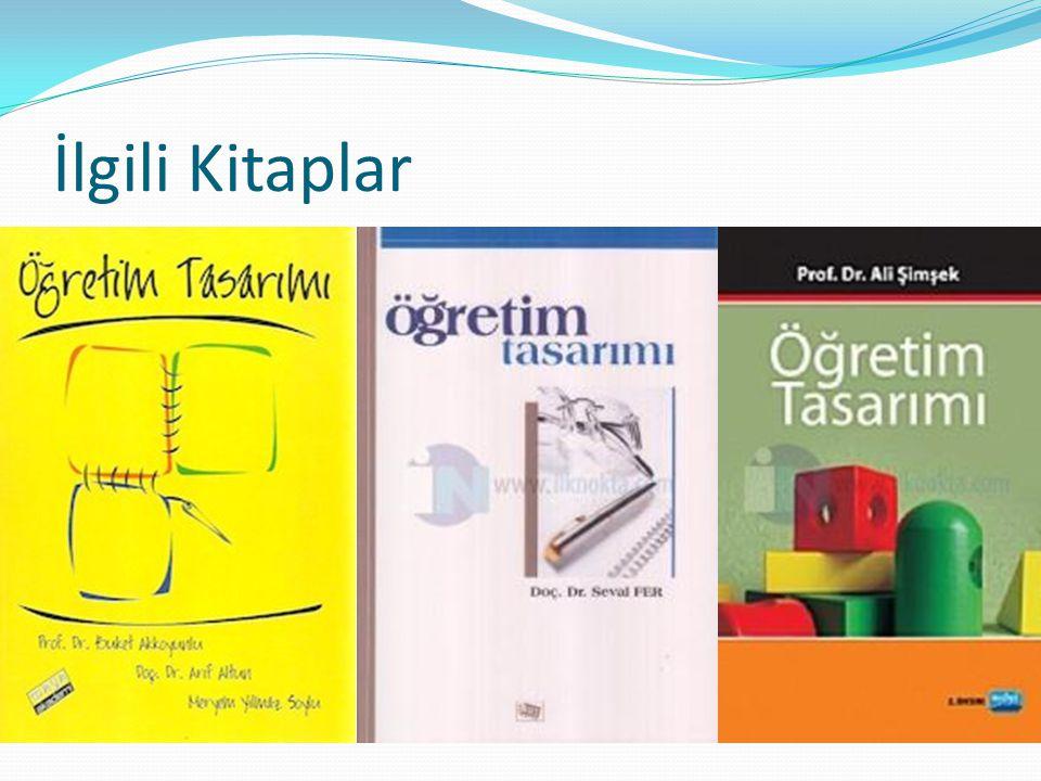 İlgili Kitaplar