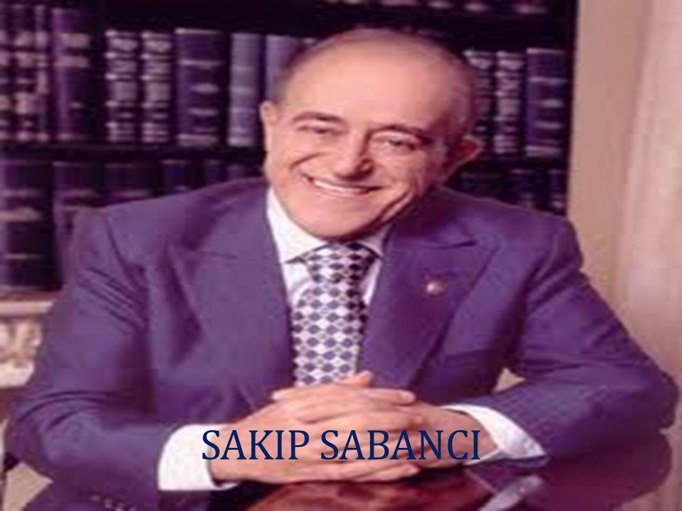 SAKIP SABANCI