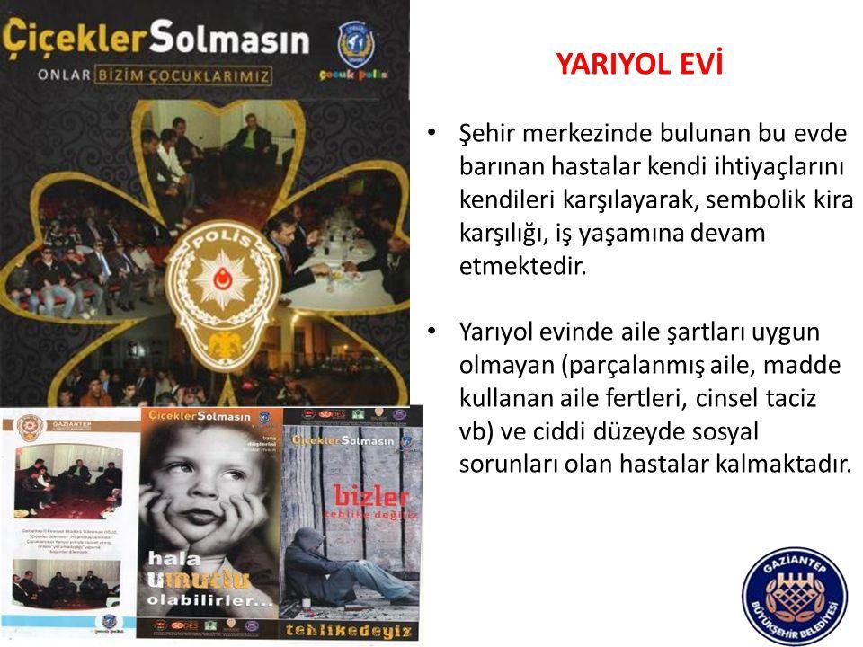 YARIYOL EVİ