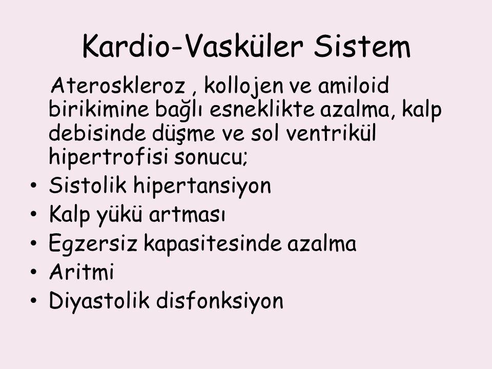 Kardio-Vasküler Sistem