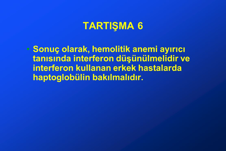 TARTIŞMA 6