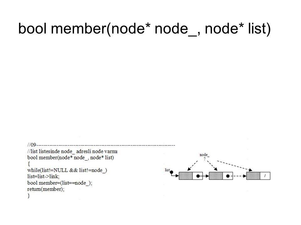 bool member(node* node_, node* list)