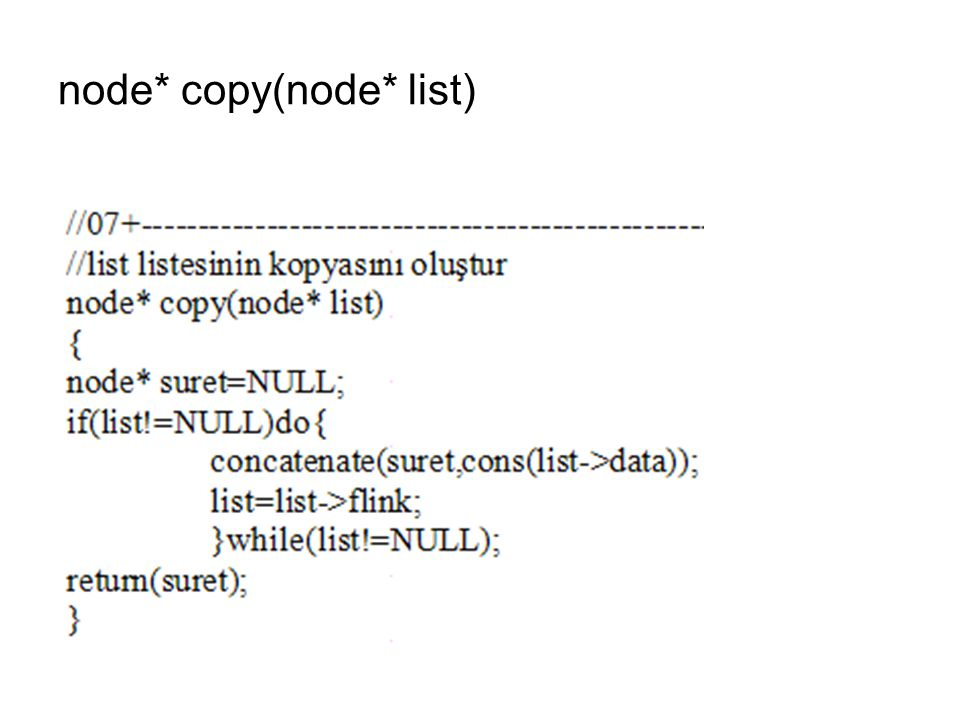 node* copy(node* list)