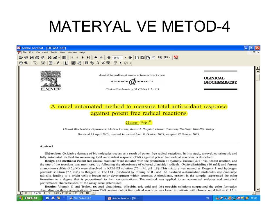 MATERYAL VE METOD-4