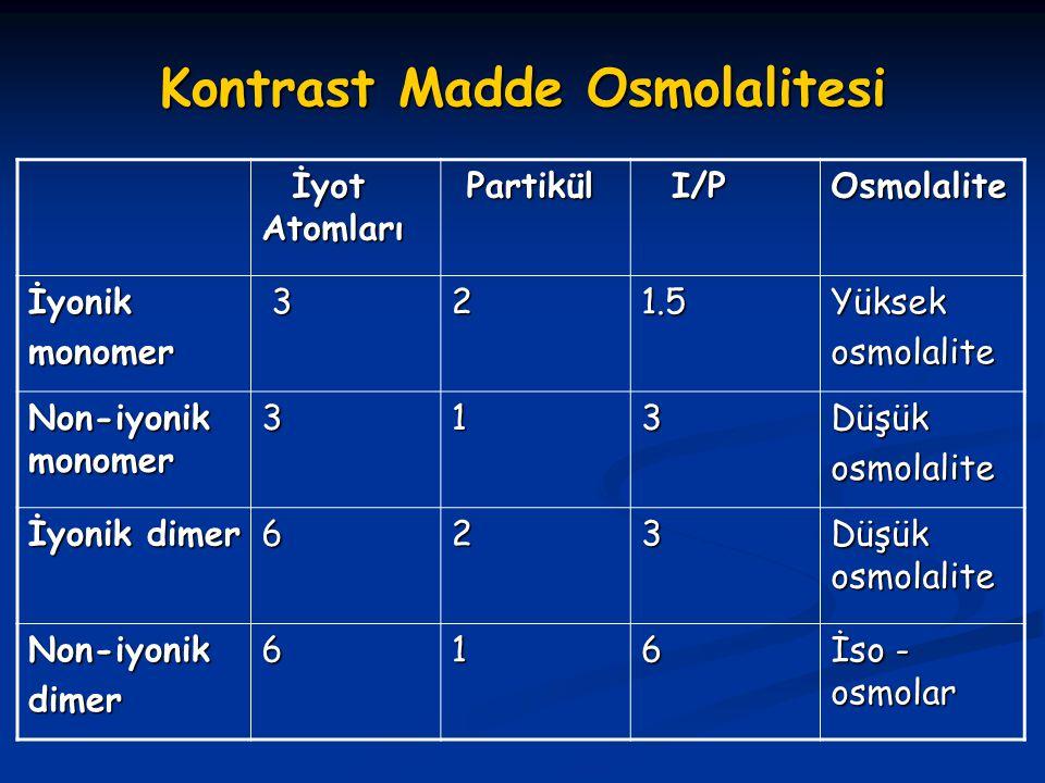 Kontrast Madde Osmolalitesi