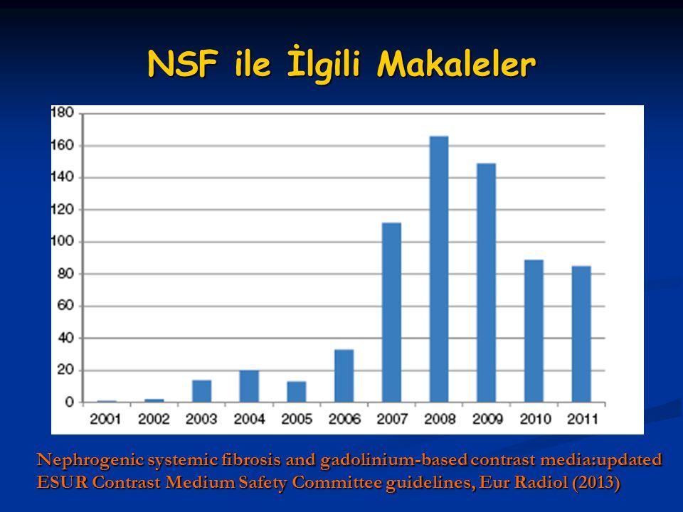 NSF ile İlgili Makaleler
