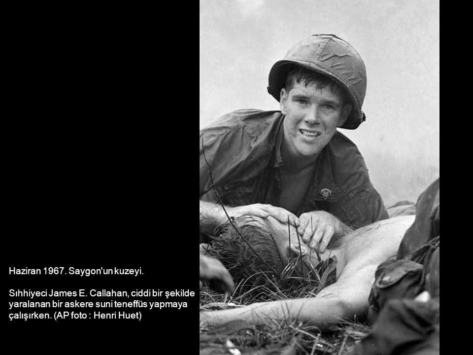 Haziran 1967. Saygon un kuzeyi.