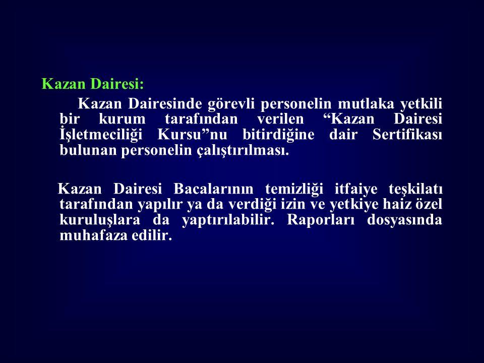 Kazan Dairesi: