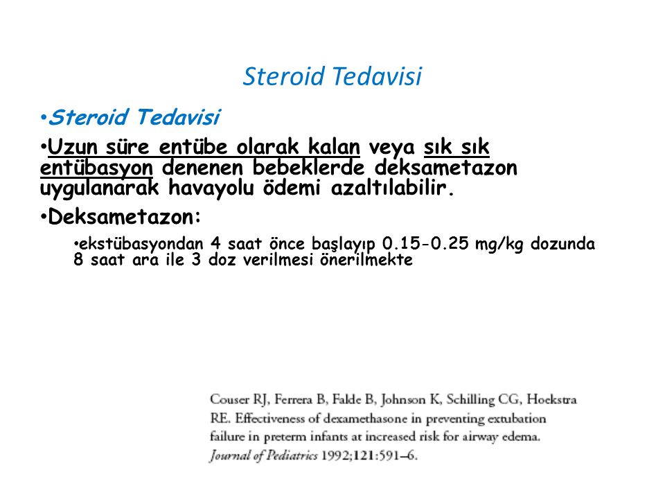 Steroid Tedavisi Steroid Tedavisi