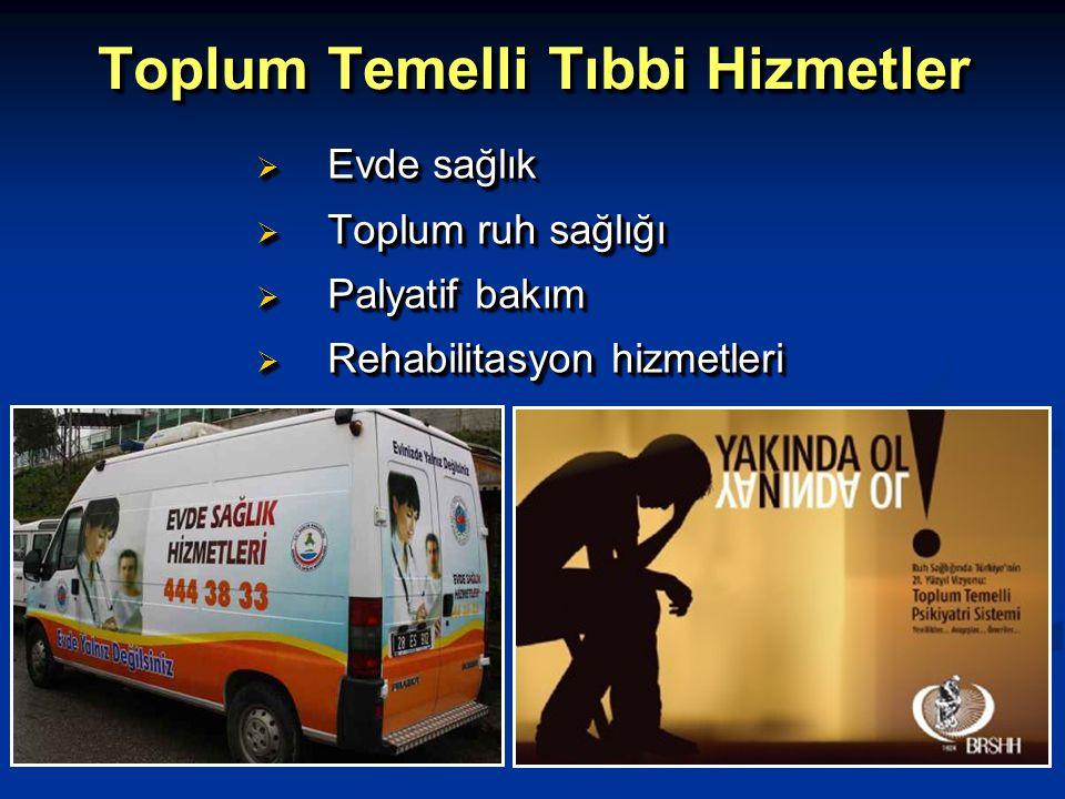 Toplum Temelli Tıbbi Hizmetler